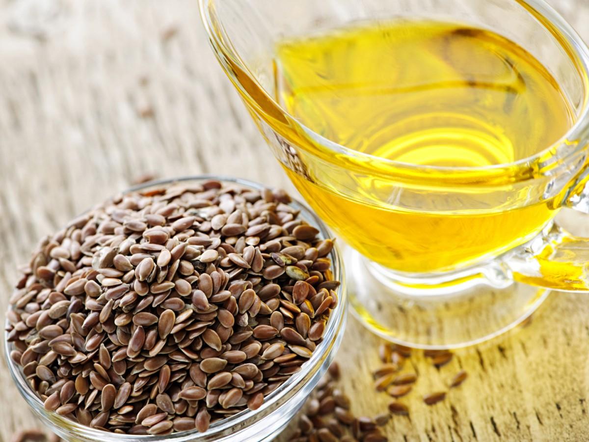 Linų sėmenų aliejus Jūsų sveikatingumui